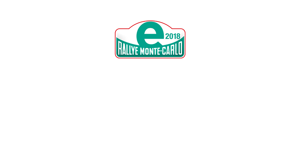 eRally Monte-Carlo, October 24 - 28, France and Monte-Carlo