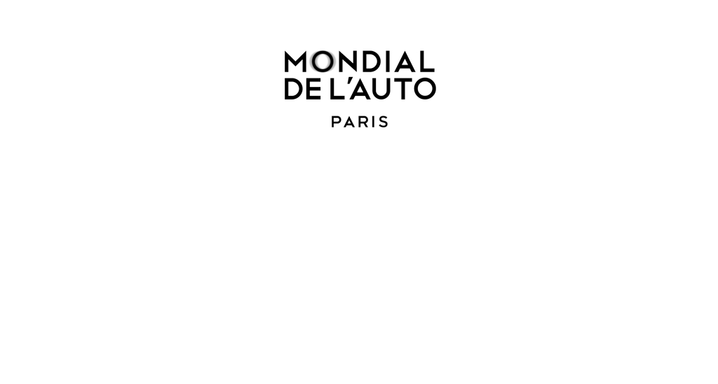 Paris Motor Show, October 4 - 14, Paris, France